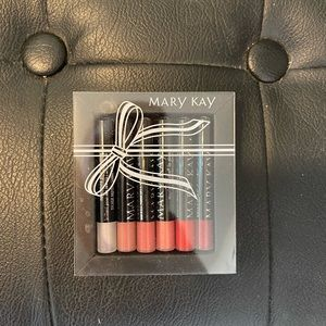NWT Mary Kay Sample Lip Gloss Set